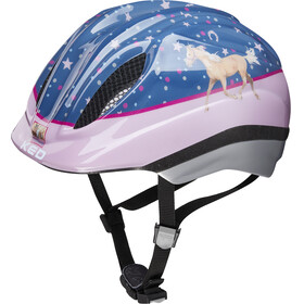 KED Meggy Originals - Casque de vélo Enfant - Multicolore